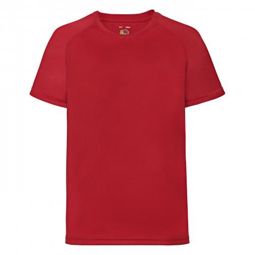 Camiseta infantil de manga corta
