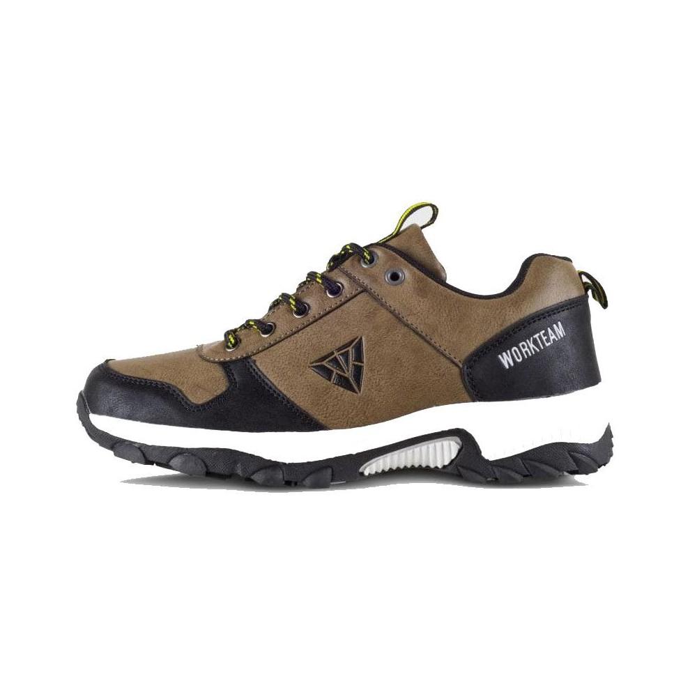 Zapato laboral tipo trecking