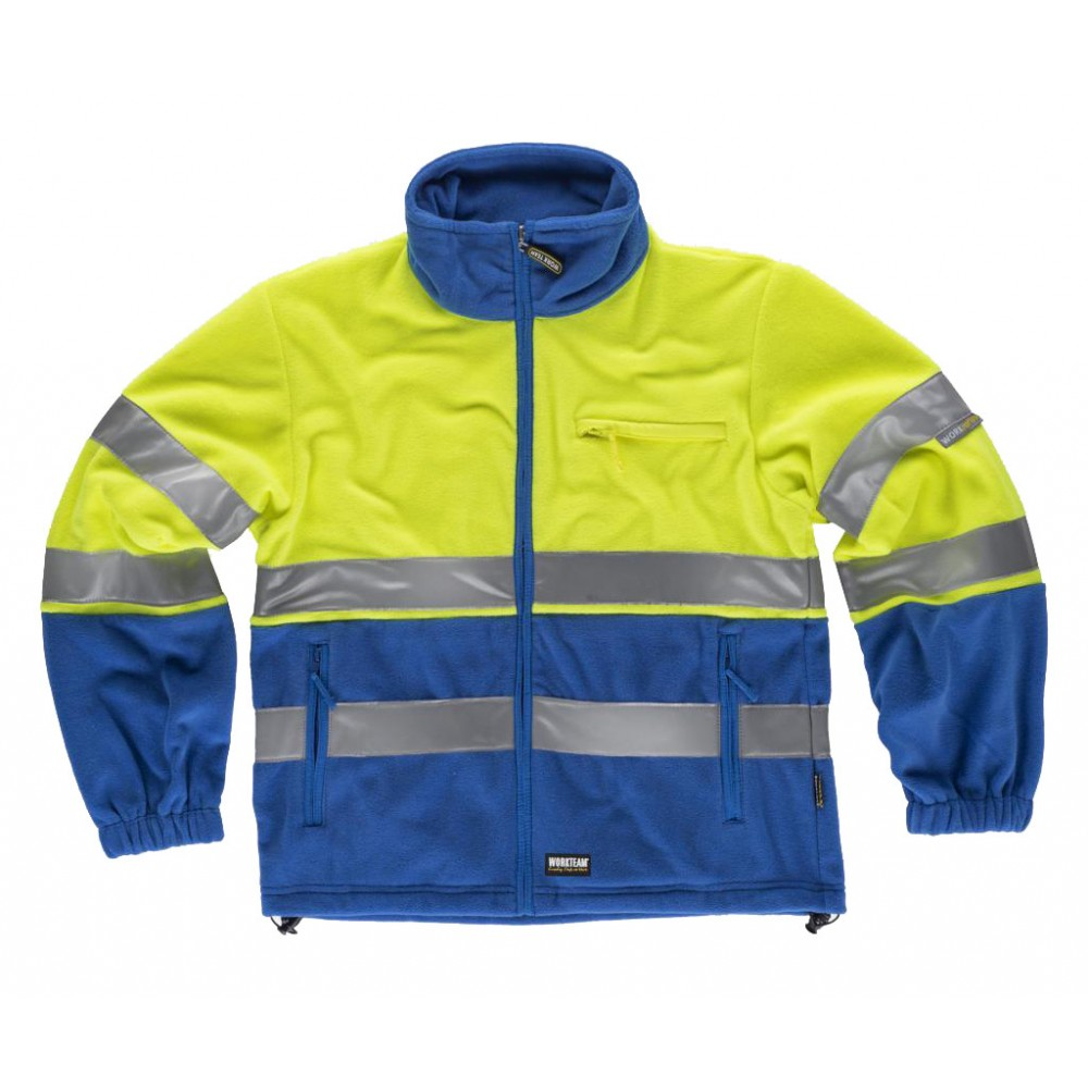 Chaqueta polar Workteam C4025