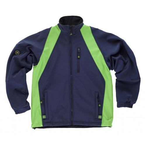 Chaqueta Workshell WF1640