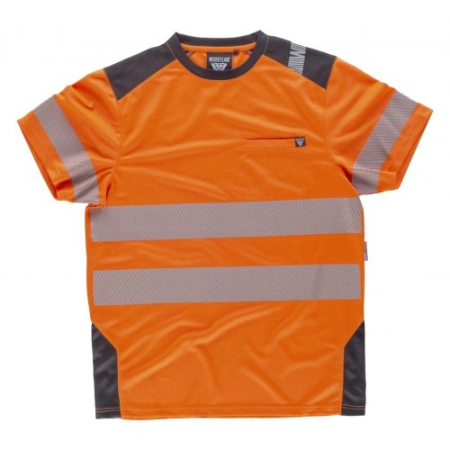Camiseta Workteam C9241