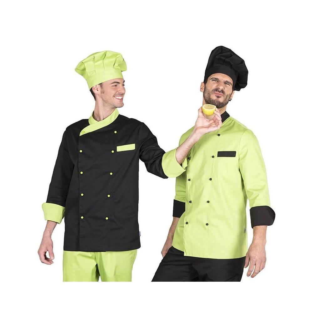 Chaqueta de cocina Garys 9308