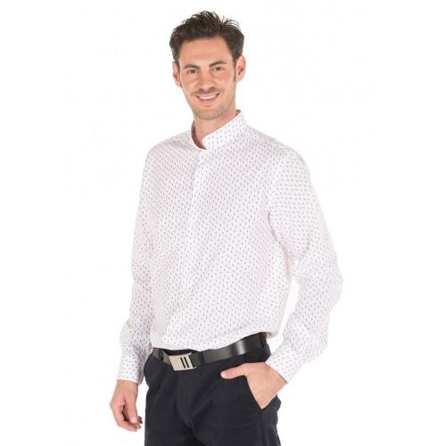 Camisa de hostelería Garys 2605