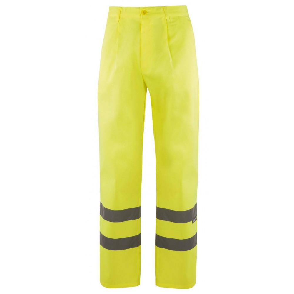 Pantalón alta visibilidad Velilla 160