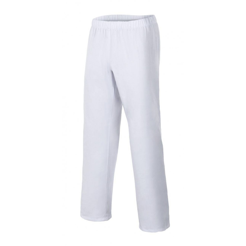 Pantalón pijama Blanco con elástico