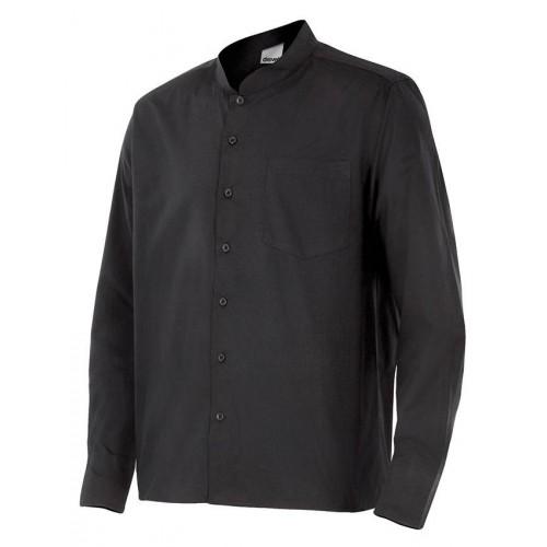 Camisa cuello Mao