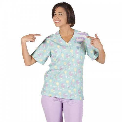 Blusa de sanidad Garys 6087