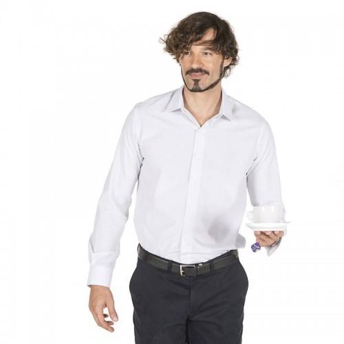 Camisa de Camarero Estampada