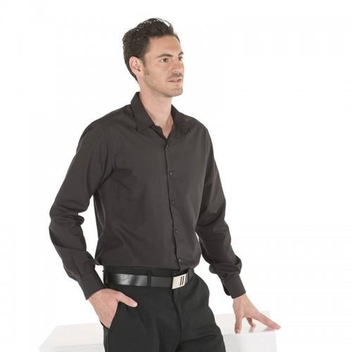 Camisa de Camarero semiajustada