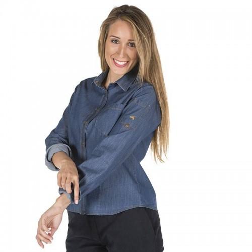 Camisa de Camarera Tejana