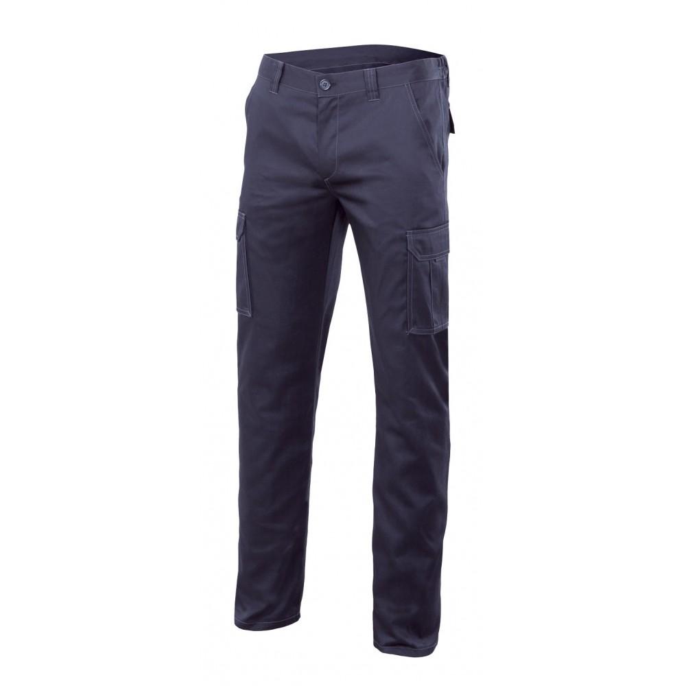 Pantalón elástico forrado