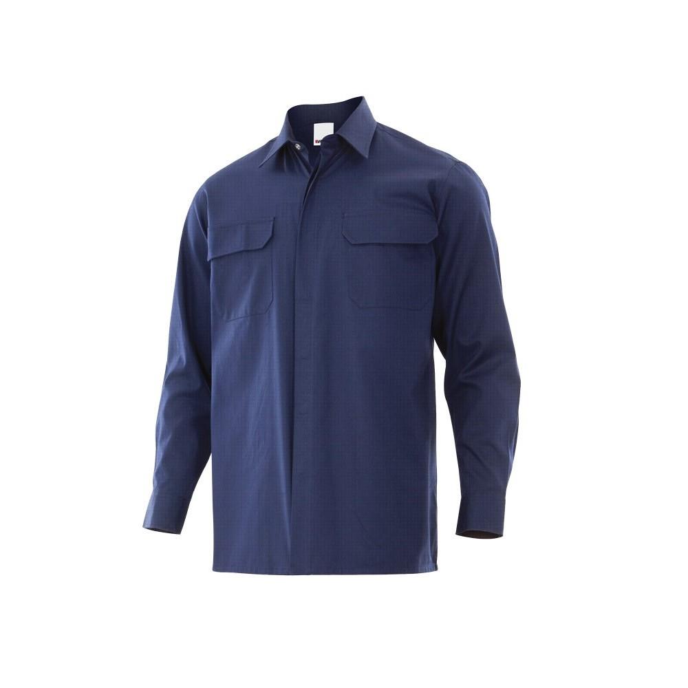 Camisa de seguridad Ignífuga-antiestática