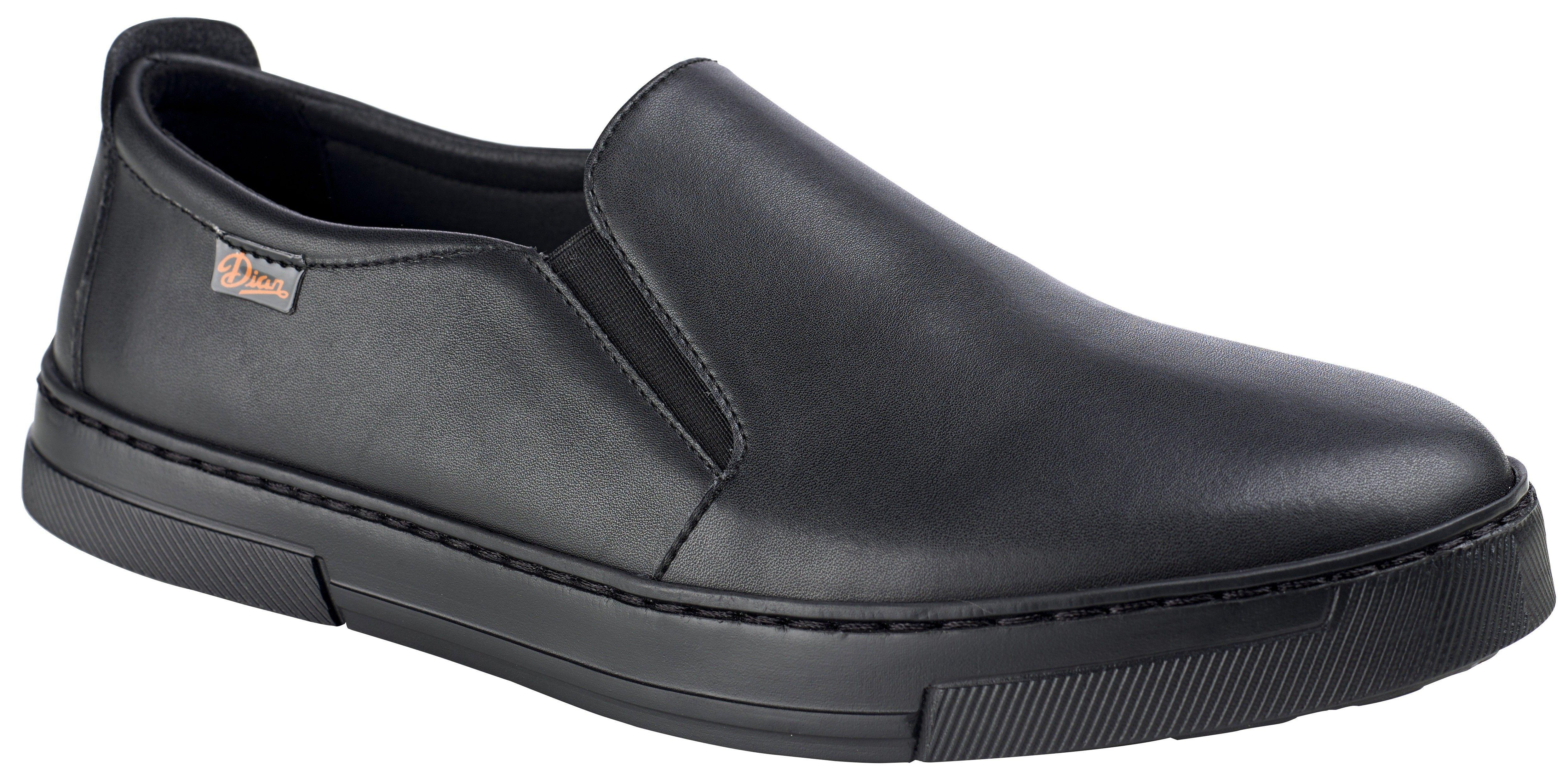 572c9c2398e Zapato de trabajo con cierre de elásticos | Zapato con normativa