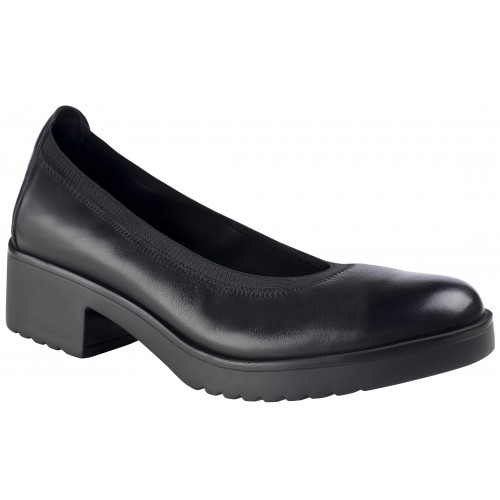 Zapato de mujer de piel