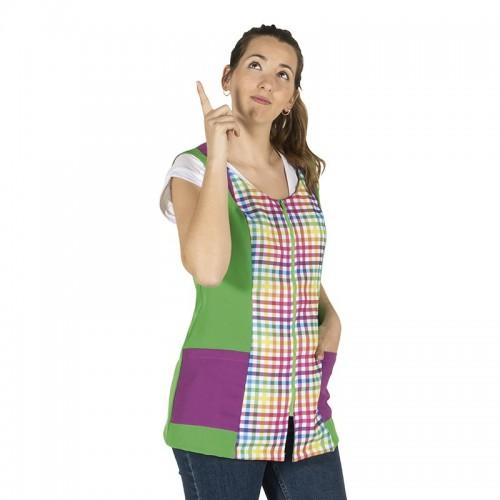Blusa Colegial multicolor