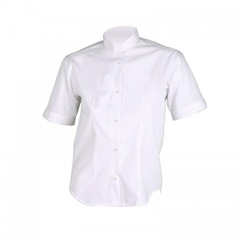 Camisa laboral de mujer con pinzas
