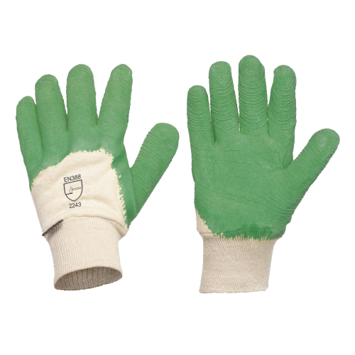 Guantes de latex anticorte