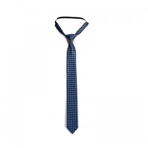 Corbata de hostelería con nudo