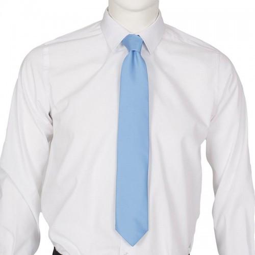 Corbata de hostelería sin nudo