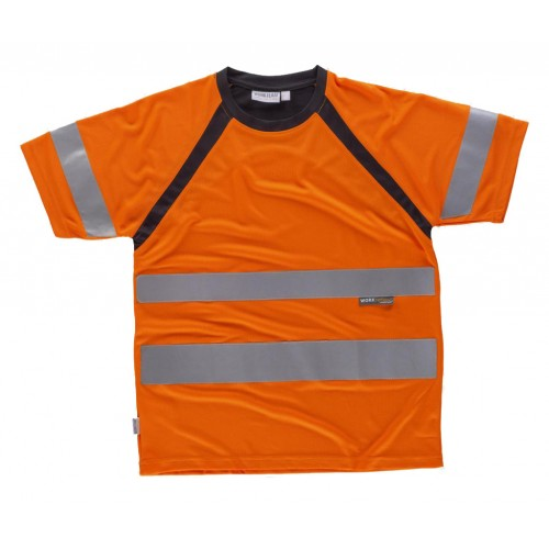 Camiseta Workteam C2941