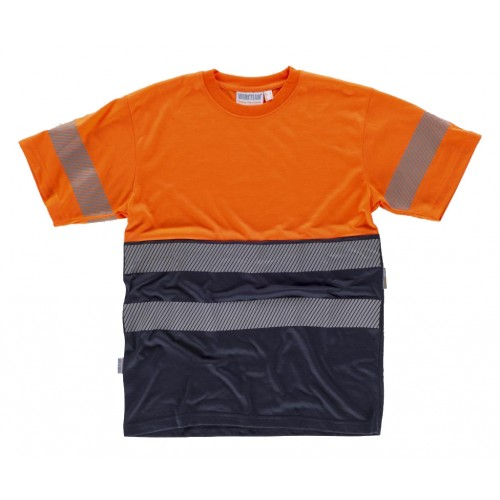 Camiseta Workteam C6040
