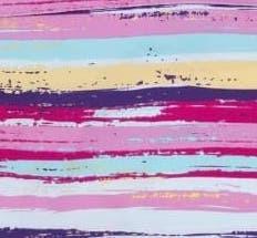 Estampado rayas de colores
